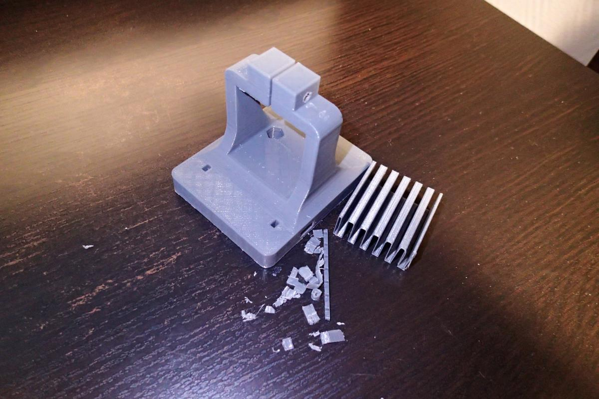 Laser module on 3D printer   ezContents blog