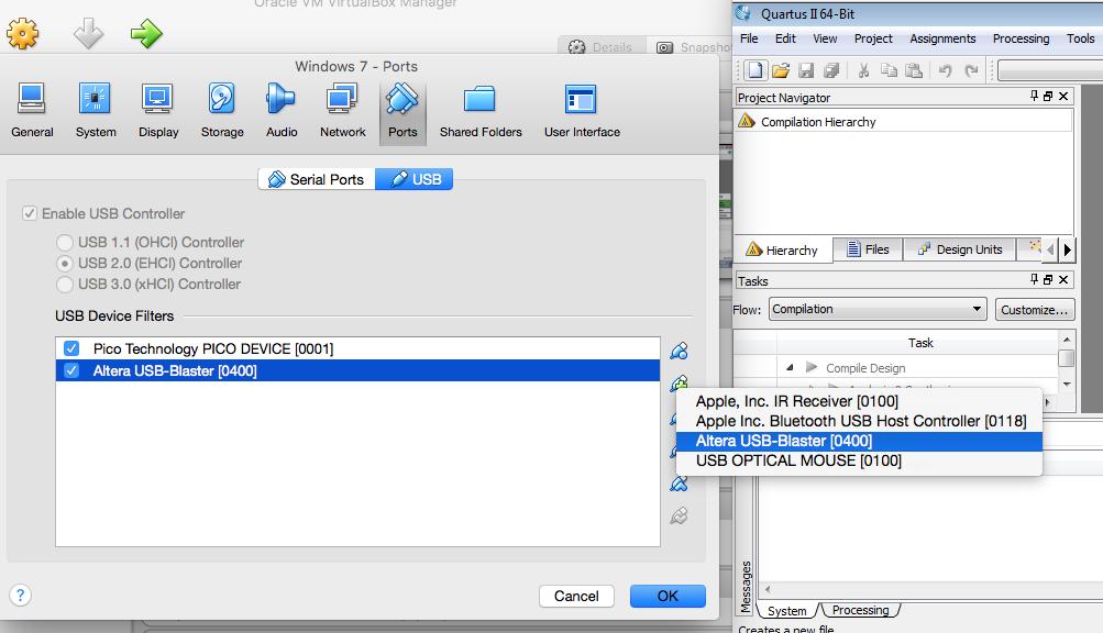 Altera Quartus on Mac OSX | ezContents blog