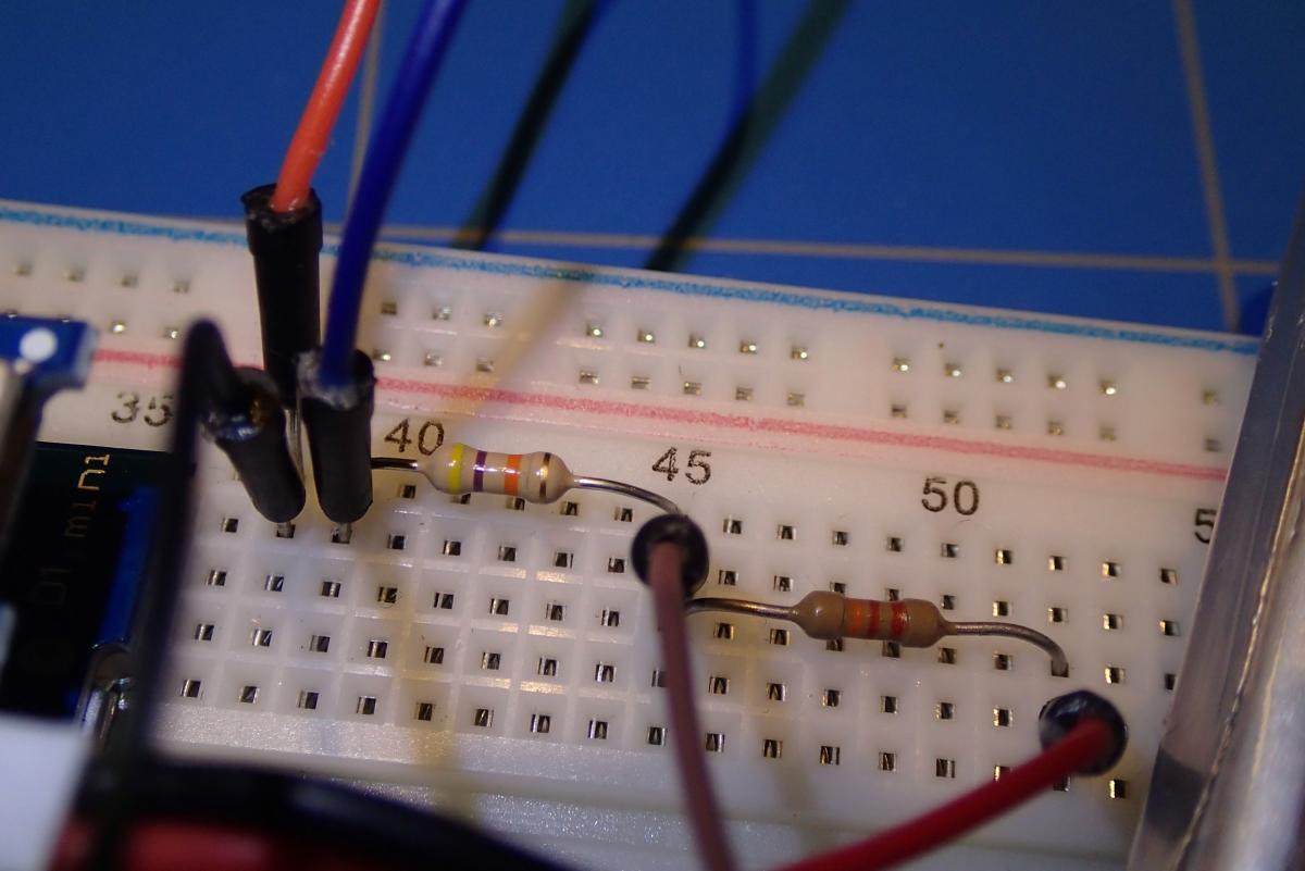 ESP8266 battery level meter | ezContents blog