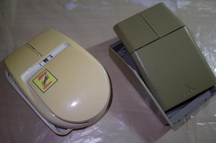 Amiga / Atari ST Zydec mice cases