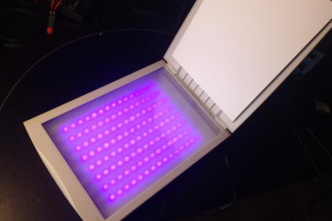 UV LED PCB Exposure Box